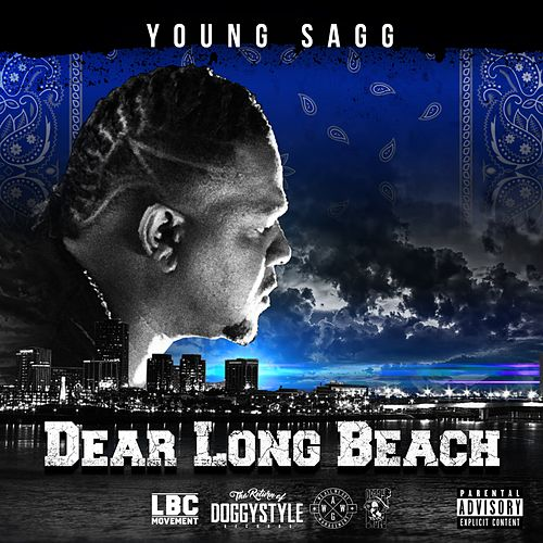 Dear Long Beach von Young Sagg