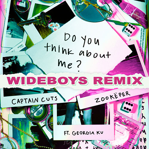 Do You Think About Me (Wideboys Remix) von Captain Cuts