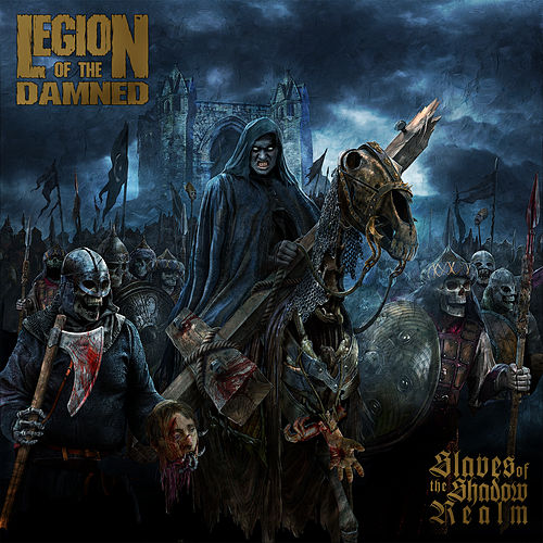 Slaves of the Southern Cross de Legion Of The Damned