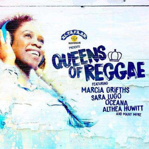Queens of Reggae von Various Artists