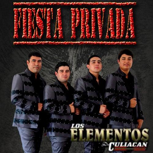 Fiesta Privada by Los Elementos de Culiacan
