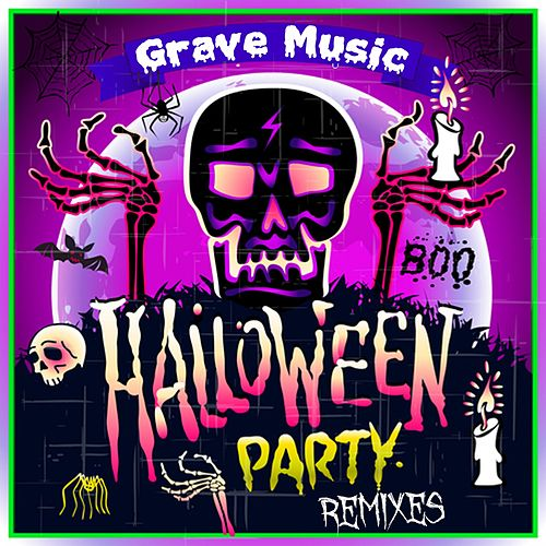 Halloween Party Remixes (Grave Music) de Various Artists
