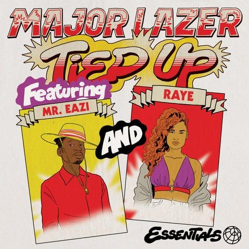 Tied Up (feat. Mr Eazi, RAYE and Jake Gosling) de Major Lazer