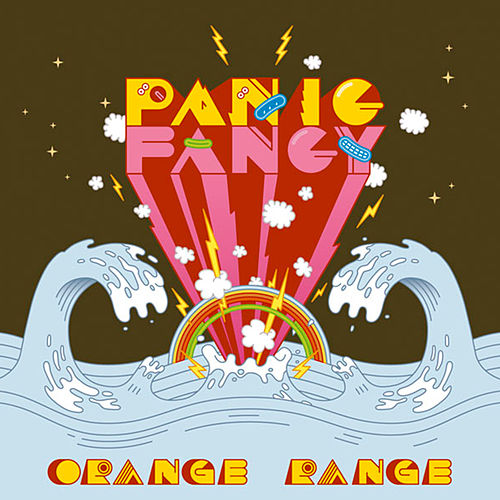 Panic Fancy de Orange Range