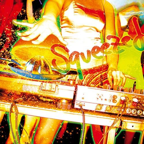 Orange Range Remix Album 'Squeezed' by Orange Range