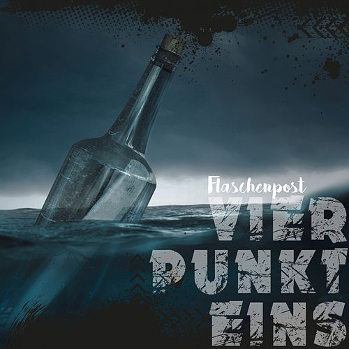 Flaschenpost by VierPunktEins