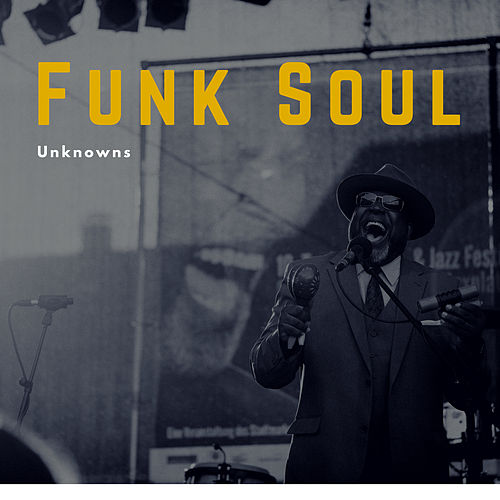 Funk Soul Unknowns (The Rare Grooves) by Various Artists