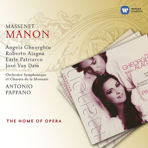 Massenet: Manon by Antonio Pappano