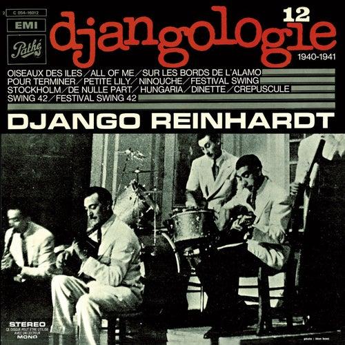 Vol.12 / 1940 - 1941 de Django Reinhardt