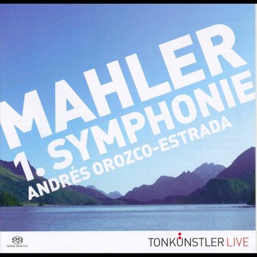 Mahler 1. Symphonie Andrés Orozco-Estrada  SACD by Andrés Orozco-estrada