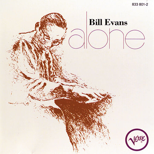 Alone de Bill Evans
