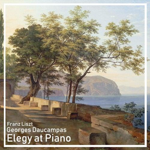 Elegy at Piano von Georges Daucampas