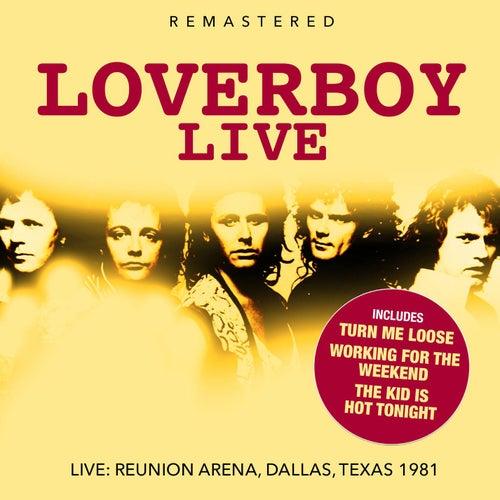Live - Remastered de Loverboy