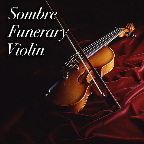 Sombre Funerary Violin by Various Artists