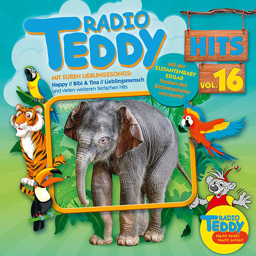 Radio Teddy Hits, Vol. 16 von Various Artists
