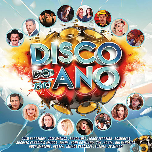 Disco do Ano 18/19 by Various Artists