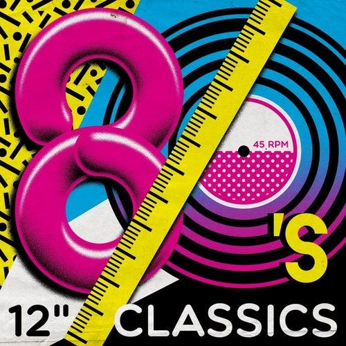80's 12' Classics de Various Artists