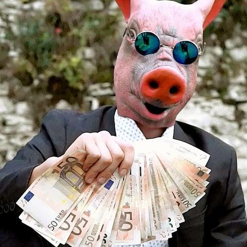 Pig Money by Mr X