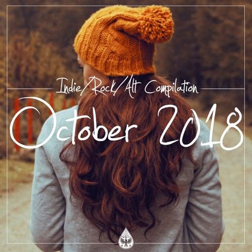 Indie/Rock/Alt Compilation - October 2018 von Various Artists