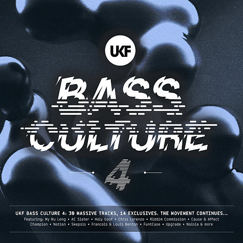Ukf Bass Culture 4 by Various Artists
