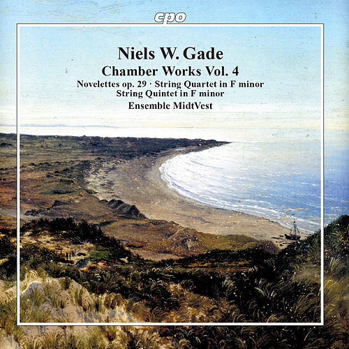 Gade: Chamber Works, Vol. 4 by Ensemble MidtVest