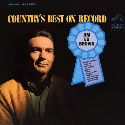 Country's Best On Record by Jim Ed Brown