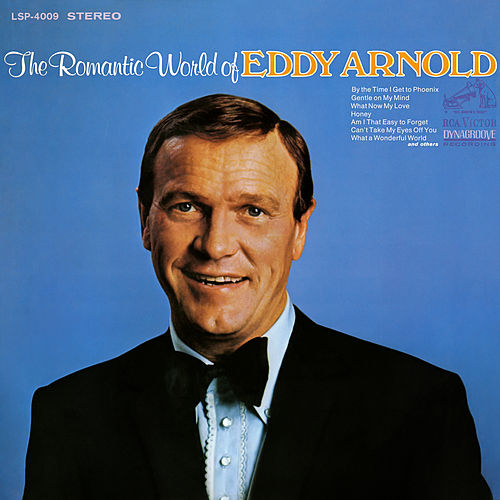 Romantic World of Eddy Arnold by Eddy Arnold