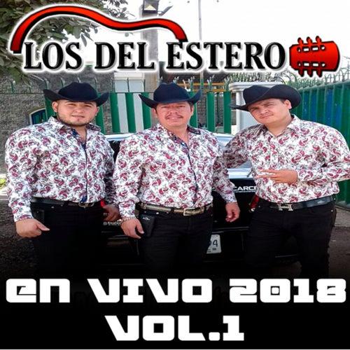 En Vivo 2018, Vol. 1 de Los Del Estero