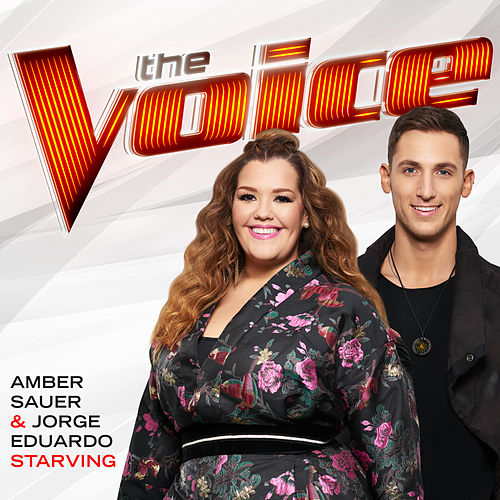 Starving (The Voice Performance) by Amber Sauer
