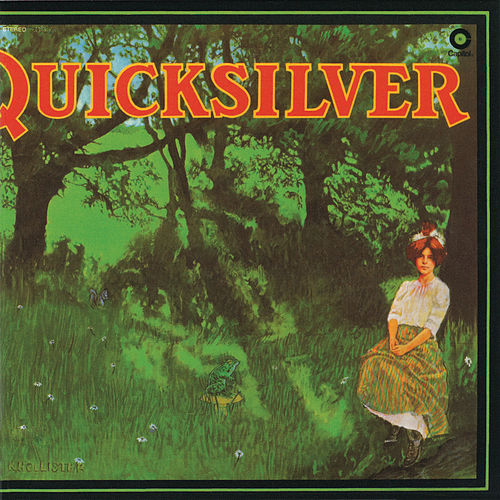Shady Grove de Quicksilver Messenger Service