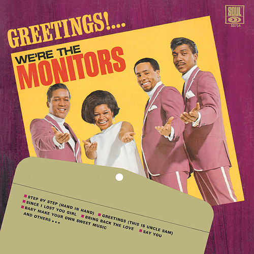 Greetings!... We're The Monitors de The Monitors