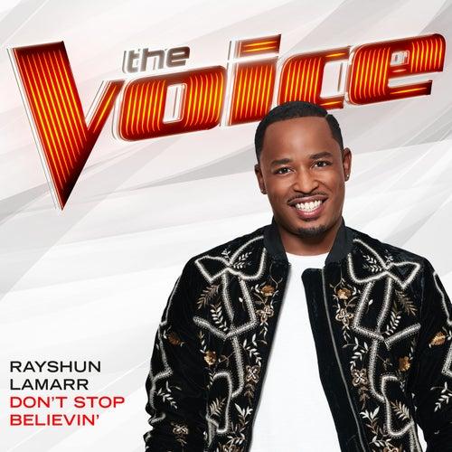 Don't Stop Believin' (The Voice Performance) de Rayshun Lamarr