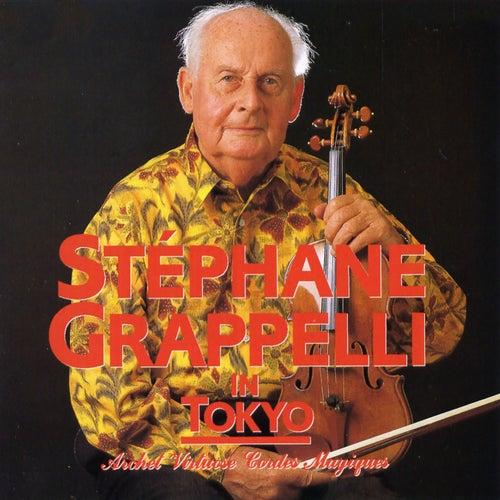 Stéphane Grappelli In Tokyo (Live) de Stephane Grappelli