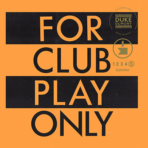 Runway (For Club Play Only, Pt. 5) de Duke Dumont