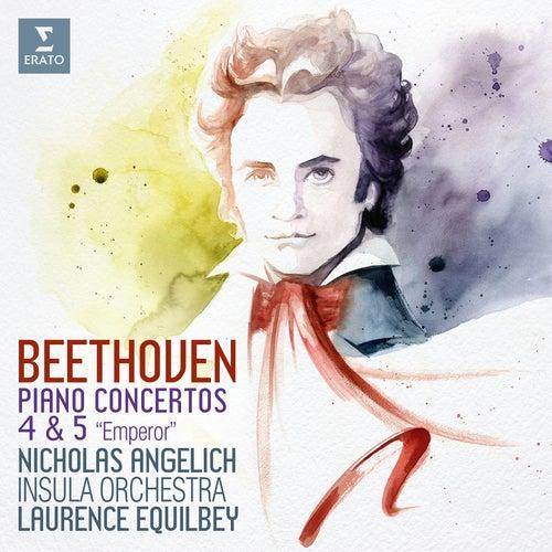 Beethoven: Piano Concertos Nos 4 & 5, 'Emperor' (Live) de Nicholas Angelich