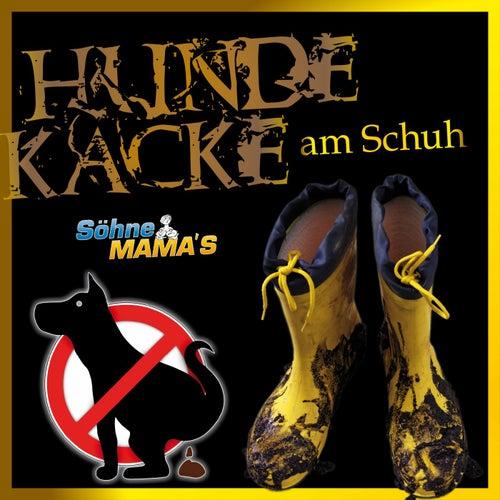 Hundekacke am Schuh von Söhne MAMA'S