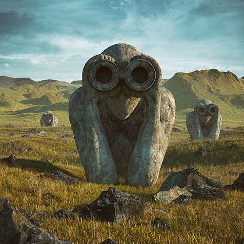 FLYING TOTEMS (movement 2) by Jean-Michel Jarre