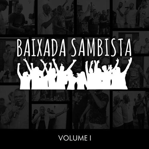 Baixada Sambista, Vol. 1 (Ao Vivo) von Baixada Sambista