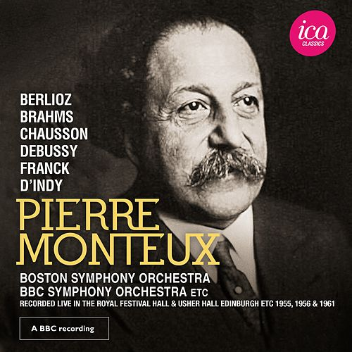 Berlioz, Brahms, Chausson & Others: Works for Orchestra de Various Artists