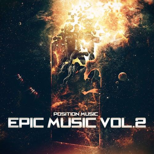 Position Music Epic Music, Vol. 2 de Various Artists