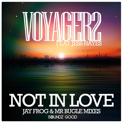 Not In Love (Jay Frog and Mr Bugle mixes) by Voyager2
