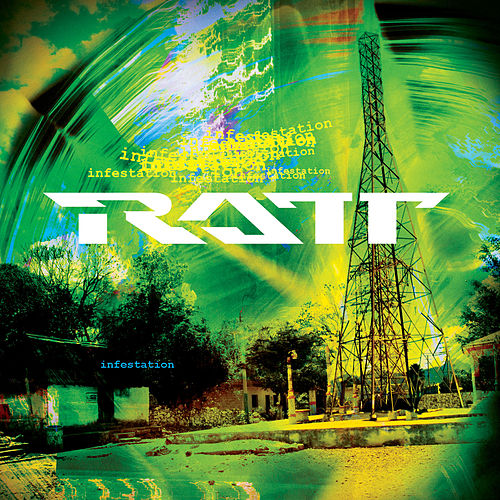 Infestation de Ratt
