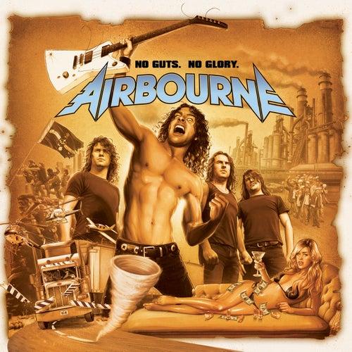 No Guts. No Glory de Airbourne
