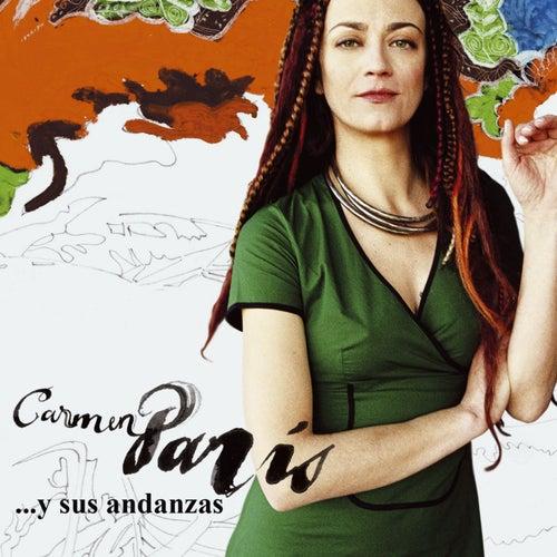 Carmen y sus andanzas by Carmen Paris