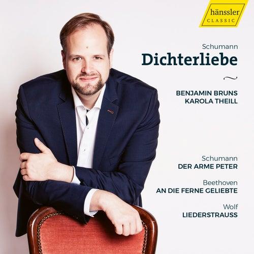 Schumann, Beethoven & Wolf: Vocal Works de Benjamin Bruns