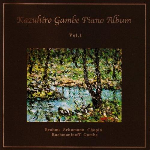 Piano Album, Vol. 1 von Kazuhiro Gambe