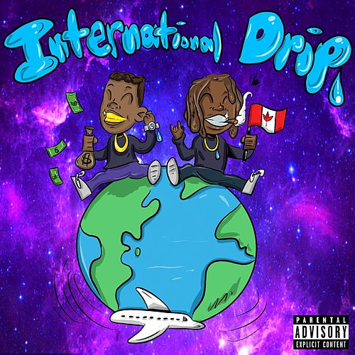 International Drip by Jesus Honcho