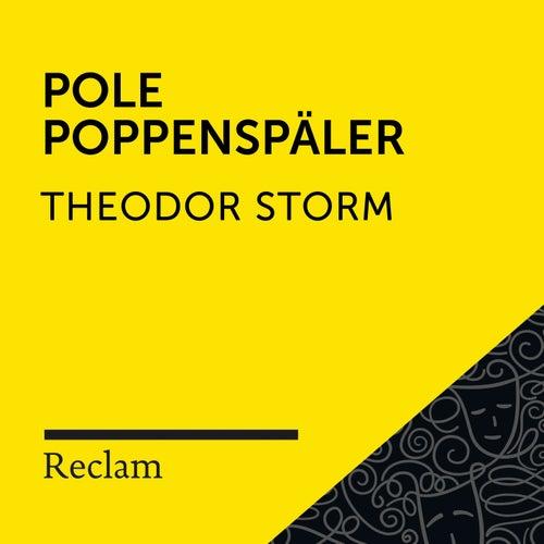 Storm: Pole Poppenspäler (Reclam Hörbuch) von Reclam Hörbücher