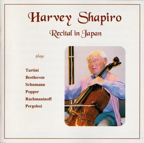 Recital in Japan de Harvey Shapiro