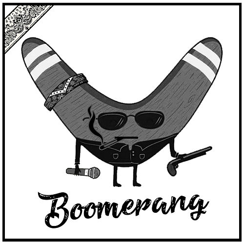 Boomerang by Don Pini
